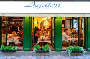 Agaton Bar & Restaurant, Västerlånggatan, Gamla Stan, Stockhol