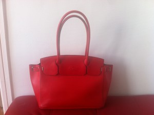 Mon Sac Rouge