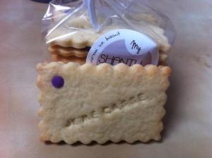 Biscuits Je me casse