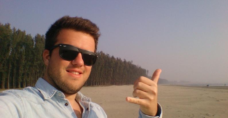 Florian - coxs baza bangladesh | Je me casse