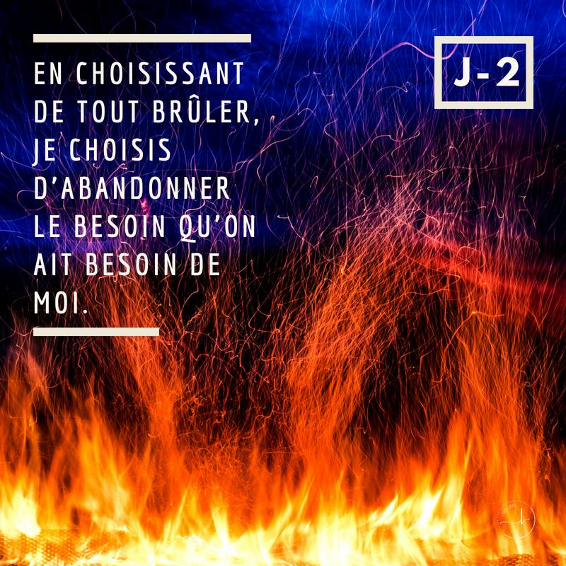 0On brûle tout J-2 - Dimanche 11h